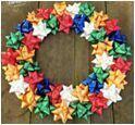 Geschenk-Farbband-Stern-Bogen für Geschenk-Verpackungs-Stern-Bogen