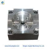 Präzisions-Aluminiumlegierung-Teile CNC-Machinig pneumatisches Gerät