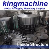 Alta capacidad de manantial de agua embotellada Automática / máquina de llenado de agua mineral.