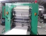 Machine à papier entièrement automatique à haute vitesse à six mains pliante