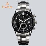 昇進のスポーツのステンレス鋼の方法人の水晶Wristwatch72221