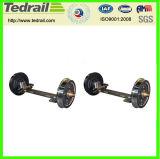 Molde de acero del conjunto de rueda del carril