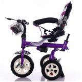 Poussette de roue du bébé trois/tricycle Ly-W-0118