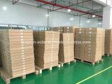 fabrikmäßig hergestellter MonoSonnenkollektor der hohen Leistungsfähigkeits-165W