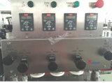 Máquina tampando do eixo semiautomático e máquina de embalagem