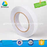 100 micras de la base de disolvente de doble cara cinta adhesiva (DPWH OPP-10)