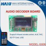 Bluetooth 모듈 (G008)를 가진 공장 가격 MP3 USB/FM 암호해독기 널