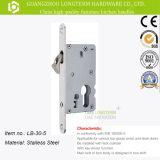 Нержавеющая сталь Lockset Lockbody оборудования двери Mortise