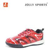 子供の新しい方法は子供の男の子の女の子のためのサッカーの靴を遊ばす