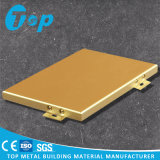 ISO/SGS Certificate Curtain barrier Cladding copilot by Aluminum Composite panel