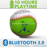 La bola del golfo da el altavoz bajo estéreo portable libre de Bluetooth