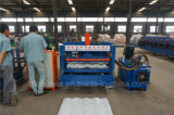 Kxd 828 Broodje die van de Tegel van het Dak van het Staal van de Kleur het Blad Verglaasde Machine vormen
