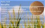 Fertilizante ácido Humic do potássio de Fulvic