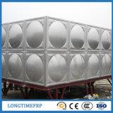 voor het Drinken/van de Irrigatie/van de Industrie Tank van het Water van het Roestvrij staal de Modulaire Rechthoekige