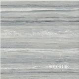 azulejo de suelo de cerámica Polished esmaltado mármol de la inyección de tinta de 600X600m m