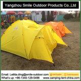 3 Mann-Abdeckungpromo-Arbeitsweg-Freizeit-kampierendes Zelt