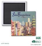 선전용 선물 주문품 서류상 샌프란시스코 냉장고 자석