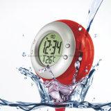 Часы термометра подарка новизны приведенные в действие водой