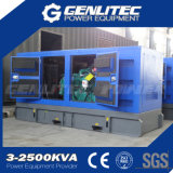 De stille Industriële Cummins Generator van het Type 400kw/500kVA