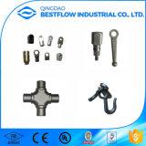 Geschmiedete und maschinell bearbeitete Stahlteile