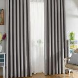 Haute qualité Heat-Insulate solide Fenêtre d'indisponibilité rideau (22W0020)