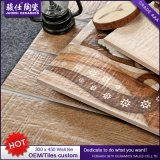 Плитка стены 300X450 Foshan водоустойчивая внутренняя керамическая
