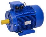 motor de alumínio da carcaça da eficiência elevada de 7.5kw Ie2/Me2