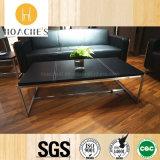 Nuovo tipo semplice tavolino da salotto di disegno PVC/MDF (S210)