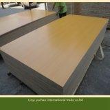 Revestido de melamina de 18mm para mueble de madera contrachapada Muebles y Decoración.