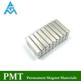N38 de Magneet van NdFeB van de Staaf met het Magnetische Materiaal van het Gat en van het Neodymium