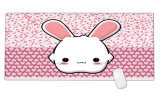 Il gel di Mousepads del rilievo della stuoia del mouse del gioco di gioco del fumetto ha chiuso il formato a chiave di 900*400*3mm XL