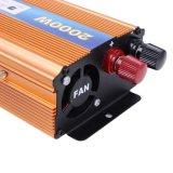 Fachmann 2000W Gleichstrom 12V Fahrzeug-Aufladeeinheits-Stromversorgungen-Schalter-Inverter zum Wechselstrom-110V