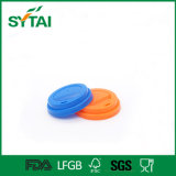Lâminas plásticas de design personalizado de descarte de alta qualidade para copo de papel