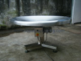 Tableau automatique de collecte d'aliments en acier inoxydable