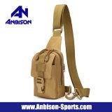 Anbison se divierte el bolso de ciclo al aire libre táctico del pecho del hombro