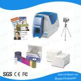 플라스틱 RFID 지능적인 PVC 카드 인쇄 기계를 인쇄하는 높은 수확량