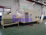 De horizontale Pers van het Briketteren van de Spaanders van het Metaal van de Snelheid voor Recycling
