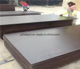madera contrachapada Shuttering hecha frente película de la base de la mezcla de 4X8/5X10 Combi