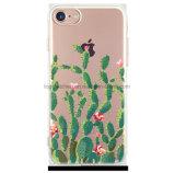 раковина телефона iPhone7, защитный чехол iPhone 6s, случай мобильного телефона творческого Падени-Доказательства все включено TPU