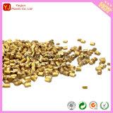 Masterbatch dorato con la resina del policarbonato