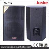 Sistema de sonido audio del PA del altavoz de la etapa de la tecnología superior profesional XL-F12