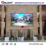 Intense petit écran de publicité d'intérieur d'Afficheur LED de l'espacement des pixels HD du luminosité P2/P2.5/P3