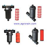 Heißer Typ Plastikspaltölfilter des Verkaufs-Y für Landwirtschafts-Garten-Bewässerung 2 Zoll-Mann