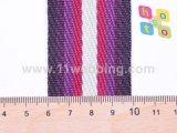 Tessitura di nylon di modo della fabbrica di falsificazione su ordinazione di colore per il sacchetto o i vestiti
