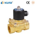 Valvola elettrica dell'acqua del solenoide di serie di prezzi bassi 220V 2W