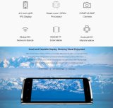 Bluboo Mini-ROM original + 8 GB RAM Rede de 1GB, 3G, 4,5 polegada Android Market 6.0 Mtk6580m quad core até 1,3 Ghz, Smart Phone Preto Bt GPS