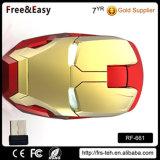 Qualità bollata 2.4GHz Backlit LED mouse freddo senza fili del PC