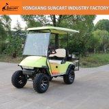 卸売4人の電気自動車、2つの前部Seaterおよび2つの背部Seaterのゴルフカート