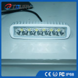 18W caliente LED de la lámpara auto niebla de la lámpara auto del LED