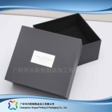 Rectángulo de zapato de la ropa de la ropa del regalo del embalaje de Lid&Bottom de la cartulina (xc-APC-005)
